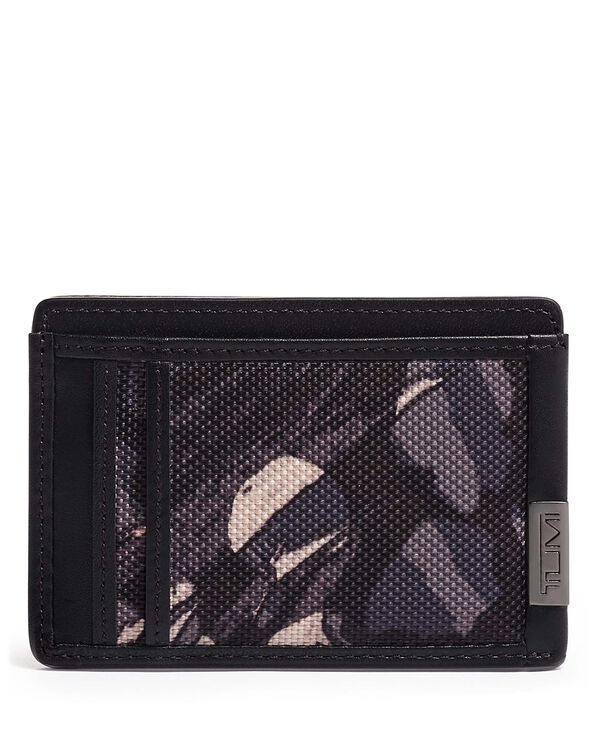Alpha TUMI ID Lock™ Money Clip Card Case