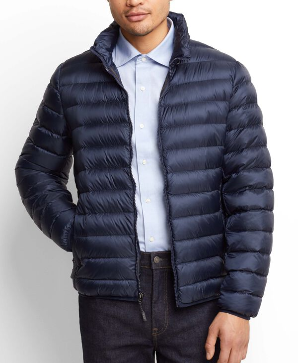 Tumi PAX Outerwear Patrol Packable Travel Puffer Jacket
