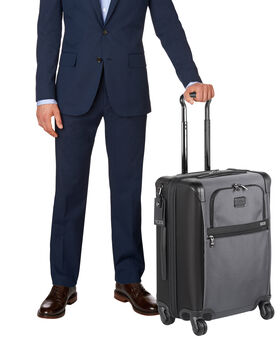 Continental Expandable 4 Wheeled Carry-On Alpha 2