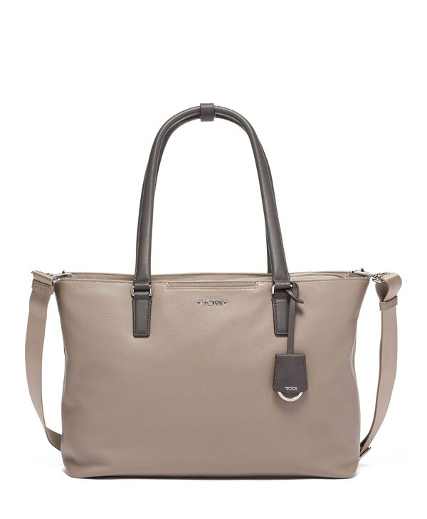 Voyageur Monika Leather Tote