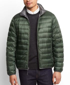 Patrol Reversible Packable Travel Puffer Jacket L Tumi PAX Outerwear