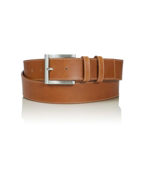 """Belts Double Keeper Leather Belt 42"""""""