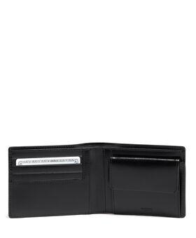 Globla Wallet with Coin Pocket Donington Slg