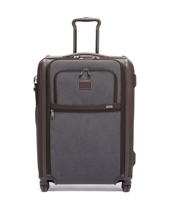 Alpha 3 Short Trip Expandable 4 Wheeled Packing Case