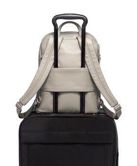 Hilden Backpack Leather Voyageur