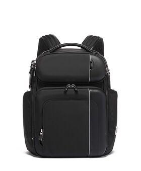 Barker Backpack Arrivé