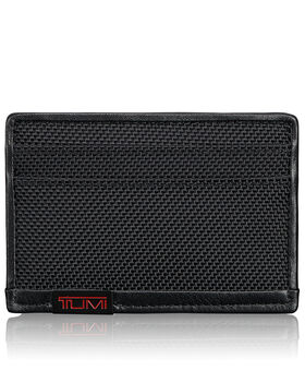 TUMI ID Lock™ Slim Card Case Alpha