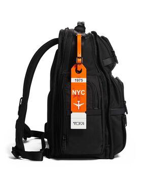 New York Luggage Tag Travel Accessory