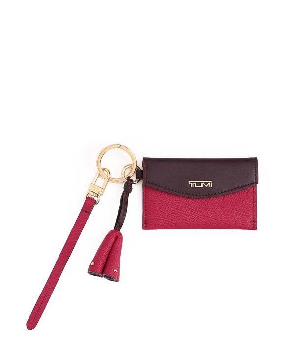 Tumi Womens Accents Card Case Charm
