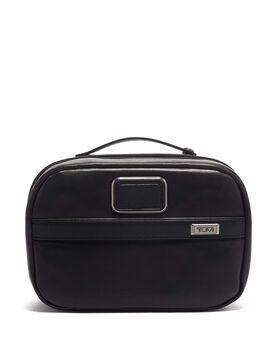 Split Travel Kit Leather Alpha 3