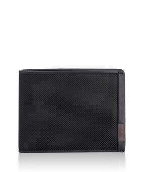TUMI ID Lock™ Global Center Flip Passcase Alpha