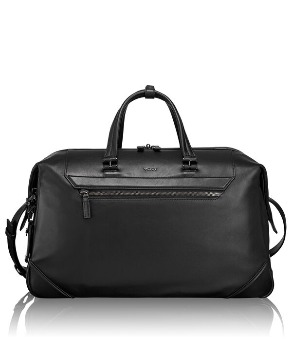 Ashton Lenox Leather Duffel