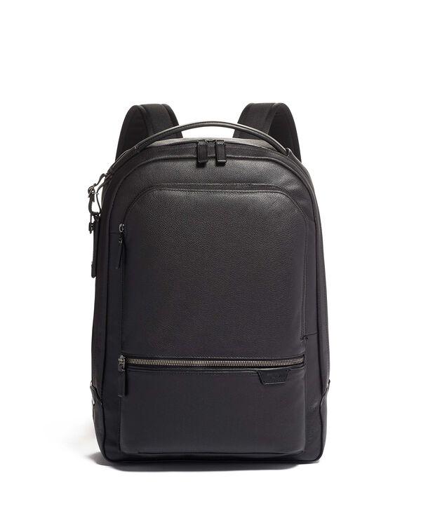 Harrison Bradner Backpack Leather