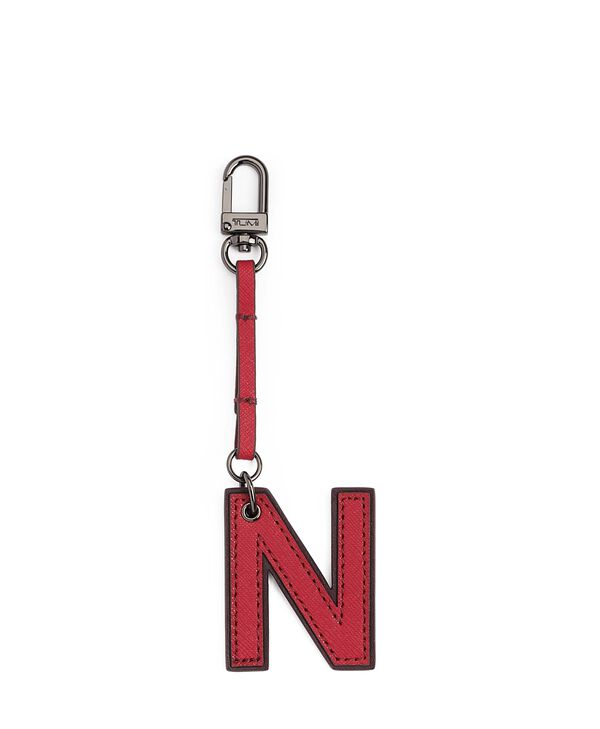 Tumi Womens Accents Letter Charm - N