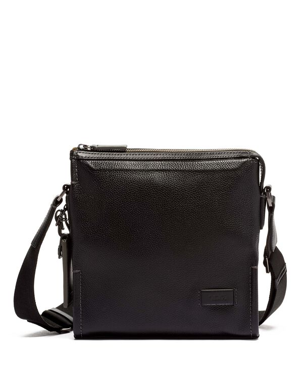 Harrison Shelton Crossbody Leather