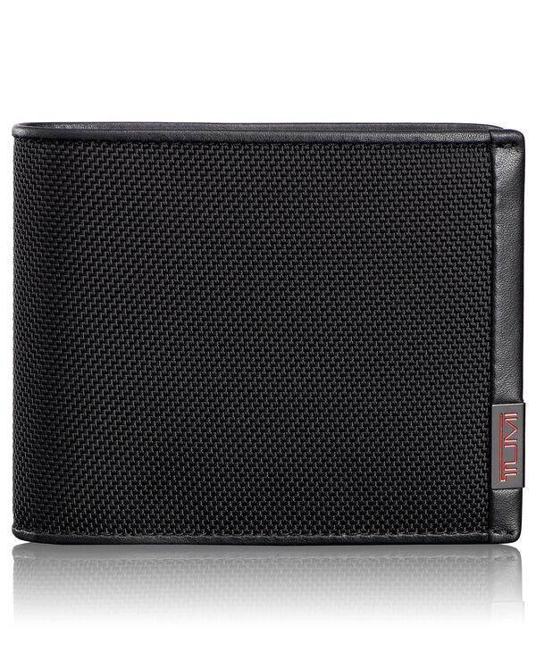 Alpha TUMI ID Lock™ Global Wallet with Coin Pocket