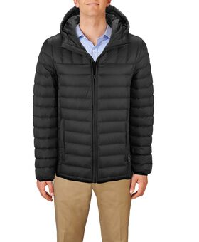 Crossover Hooded Jacket TUMIPAX Outerwear