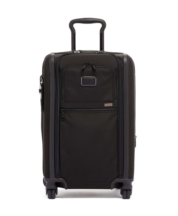 Alpha 3 International Dual Access 4 Wheeled Carry-On